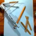 Материалы для изготовления арбалета из бумаги