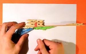 Видео как сделать резинкострел