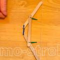 Мини лук из шпателей