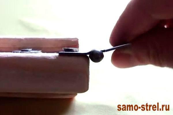 Как сделать блочный лук - Завесы прикручены (how to make the compound bow )