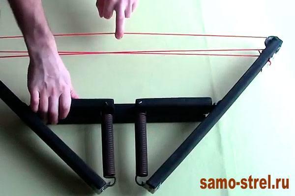 Как сделать блочный лук