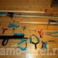 """Как сделать рогатку в домашних условиях - Коллекция рогаток """"настоящего стрелка"""" (how to make a slingshot)"""